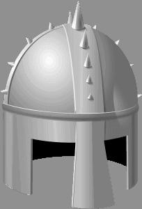 Helmet of salvation