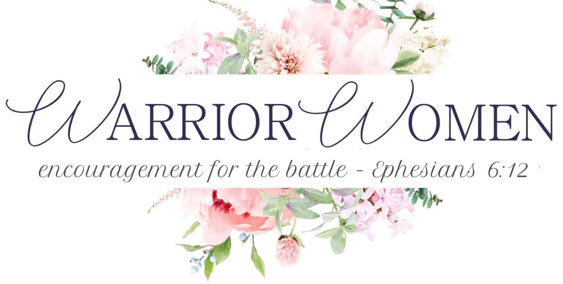 warrior women logo