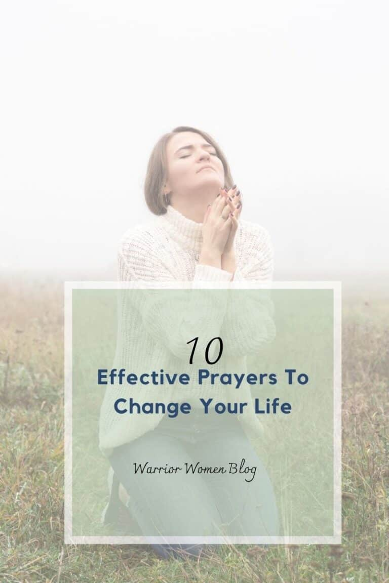 10 Effective Prayers To Change Your Life