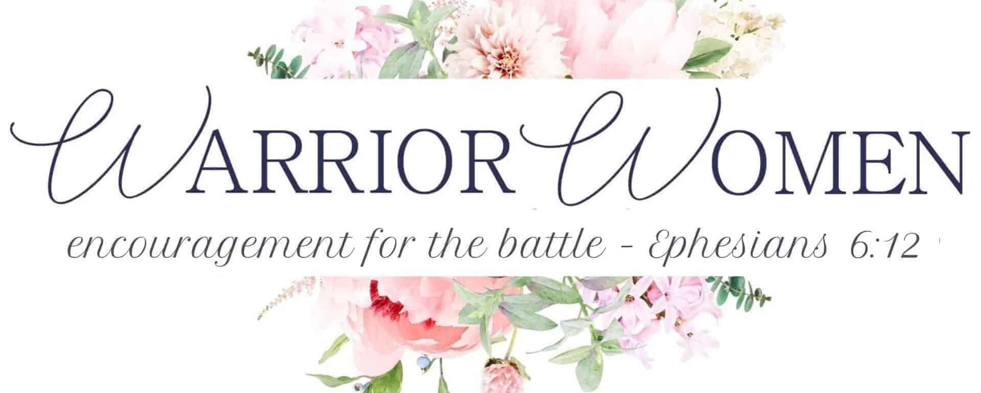 Warrior Women Blog