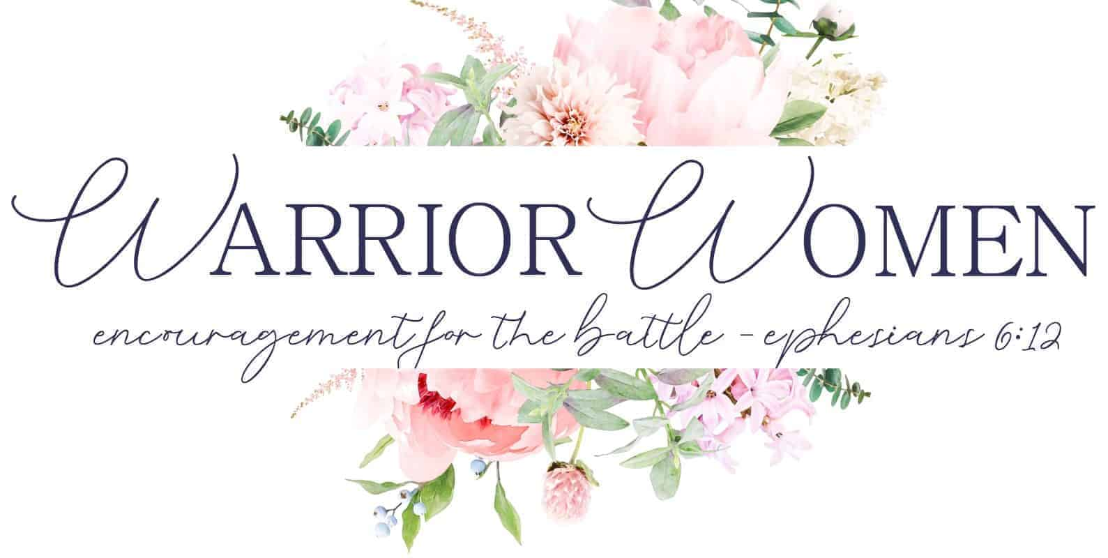 Warrior Women Blog