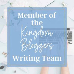 Kingdom Bloggers writing team logo