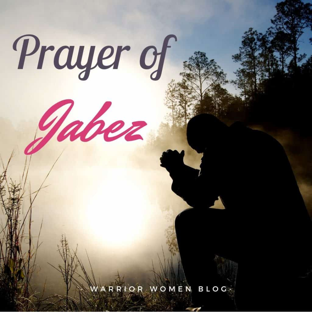 5 Ways to make the Prayer of Jabez personal